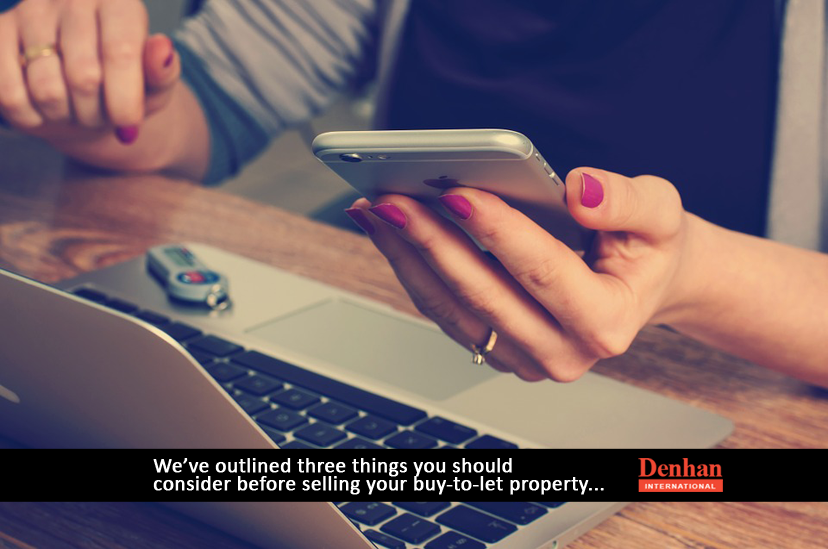 selling your buy-to-let property